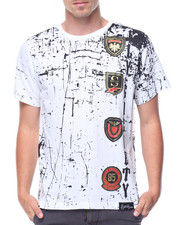 Shirts - S/S Splatter T-Shirt