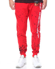 Men - Splatter Patch Jogger