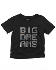 Akademiks - BIG DREAMS FOIL TEE (4-7)