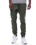 Basic Woven Joggers