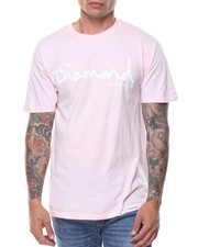 Diamond Supply Co - OG Script Tee