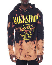 Buyers Picks - Bake Shop Bleached Pullover Hoodie