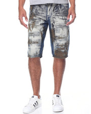 Buyers Picks - Streaky Rip - And - Repair Denim Shorts