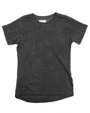 Boys - OIL WASH MOTO TEE (8-20)