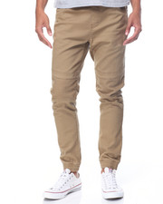 Basic Essentials - Moto Twill Jogger