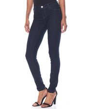 Basic Essentials - 5 Pocket Stretch Denim Skinny Jean