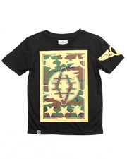 Akademiks - CAMO REFLECTION TEE (8-20)
