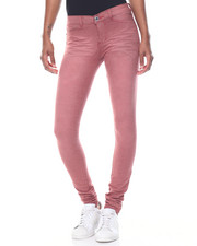 Women - Moleton Stretch Skinny Jean