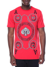 Men - Ace Of Spades S/S Tee
