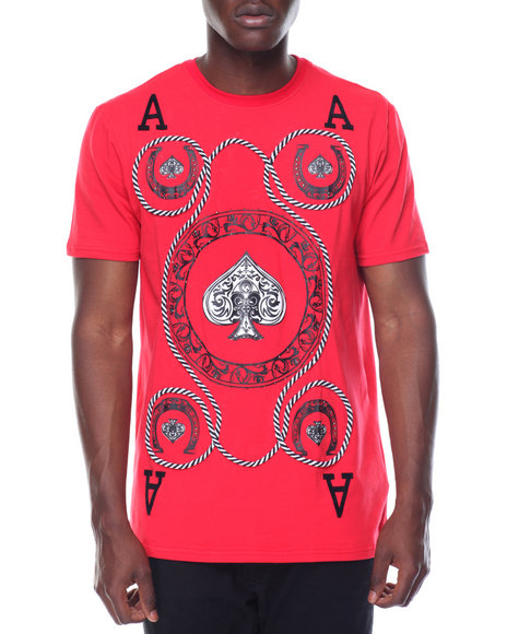 Hudson NYC - Ace Of Spades S/S Tee
