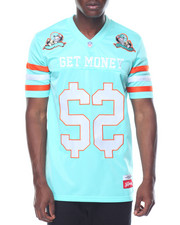 Men - Overpaid S/S Football - Style Jersey