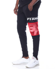Men - B P Mesh Pocket Joggers