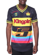 Men - Kingpin S/S Jersey