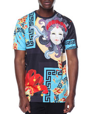 Men - Jester Faces S/S Tee