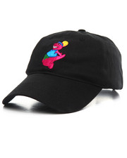 Men - Barney Jump Man Dad Hat