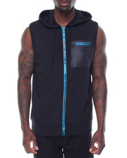 Buyers Picks - Marc Sleeveless Mesh Hoodie