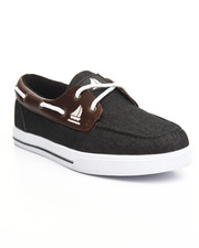 Men - Bouy Faux Leather Boat Shoe