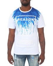 Shirts - FEATHER FADE LOGO TEE