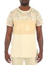 T-Shirts - Oakbay Desert Camo Block S/S Tee