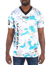 T-Shirts - Classy Camo S/S Jersey