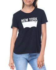 Women - Perfect Cotton Pocket Tee