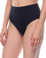 Women - Tummy Control Hi-Waisted Seamless Panty