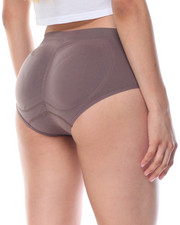 Women - Butt Enhancer Seamless Control Panty