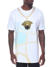 Men - Medusa Chain S/S Tee
