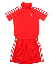 Adidas - JUNIOR FIREBIRD DRESS (7-16)