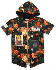 Boys - Caviar Roses Hoody (8-20)