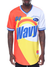 T-Shirts - Wavy S/S Jersey