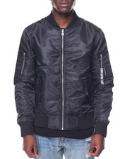 WT02 - Aviator Bomber Jacket