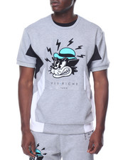Men - Tom Cat Pouch S/S Tee