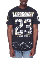 Men - Legendary 23 Foil Tee