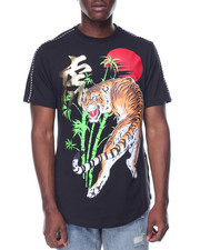 Buyers Picks - Tiger DBL Zip Scallop Tee