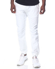 Jeans & Pants - Stretch Skinny Twill Jogger