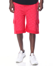 Men - Space Dye Cargo Knit Short