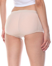 Panties - Padded Butt Enhancer Cotton Panty