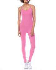 Women - Stretch Tank Jumpsuit