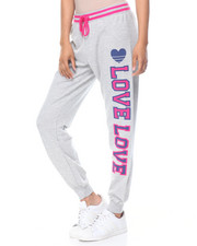 Women - Love Love Jogger Sweatband
