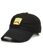 Sprayground - Spongebob Shark Mouth Dad Hat