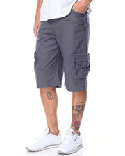 Enyce - Messenger Canvas Cargo Short