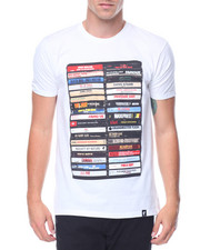 Men - Hip Hop Tapes Tee