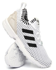 Boys - ZX FLUX PRIMEKNIT J SNEAKERS (3.5-7)