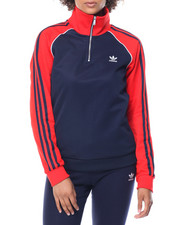 Adidas - LONDON HALF-ZIP TRACK JACKET