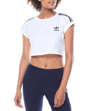 Adidas - CROP TREFOIL TOP
