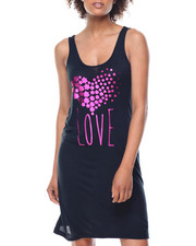 DRJ Lingerie Shoppe - Love Graphic Sleepshirt