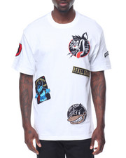 Short-Sleeve - S/S Multi Patch Tee