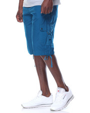Men - Messenger Poplin Cargo Short