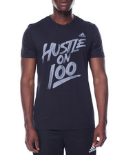 Adidas - Hustle On 100 S/S Tee